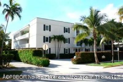 Palm Beach Condo For Sale: 226 Brazilian Avenue #1b