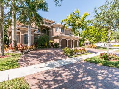 Boynton Beach Single Family Home For Sale: 8728 Thornbrook Terrace Point