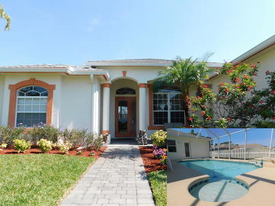 Port Saint Lucie FL Single Family Home Closed: $270,900