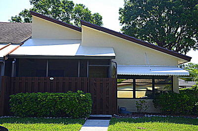 delray beach Single Family Home For Sale: 14170 Nesting Way #D