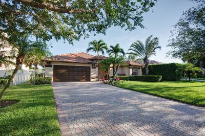 Jupiter Single Family Home For Sale: 548 Rookery Place