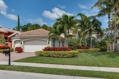 Palm Beach Gardens Single Family Home For Sale: 3140 San Michele Drive