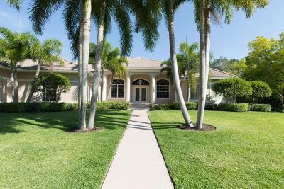 Palm Beach County Single Family Home For Sale: 15570 De Havilland Court