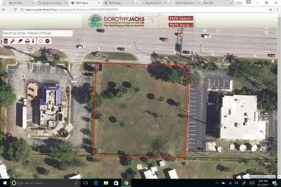 Riviera Beach Residential Lots & Land For Sale: Blue Heron Boulevard