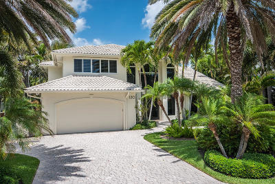 Boynton Beach Single Family Home For Sale: 120 Dolphin Road