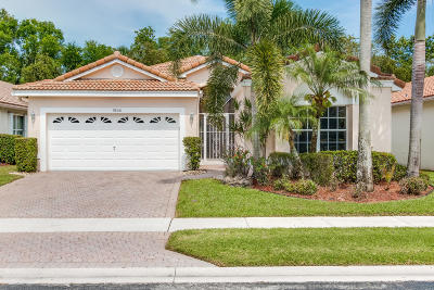 Boynton Beach Single Family Home For Sale: 9850 Lemonwood Drive