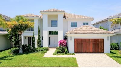 Juno Beach Single Family Home For Sale: 1617 E Hemingway Drive