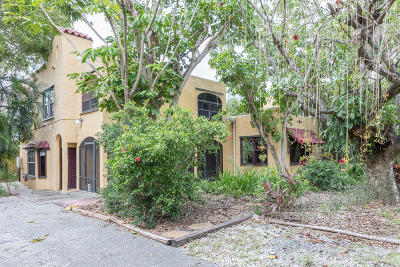 Delray Beach Single Family Home For Sale: 218 NE 1st Avenue