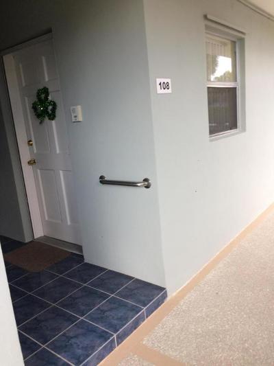 Ocean Ridge Rental For Rent: 5510 Ocean Boulevard #108