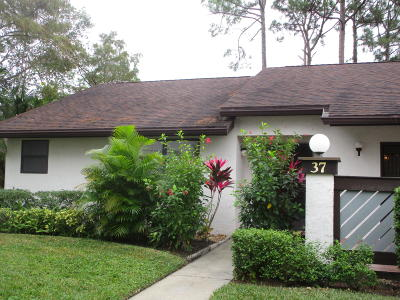 Royal Palm Beach Single Family Home For Sale: 37 Copper Pod Court