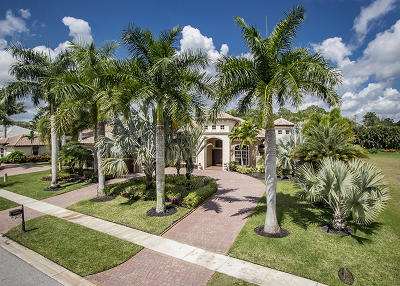 West Palm Beach Single Family Home For Sale: 6085 Wildcat Run
