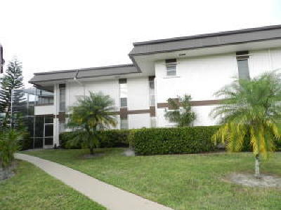 Royal Palm Beach Condo For Sale: 6 Greenway Village #107