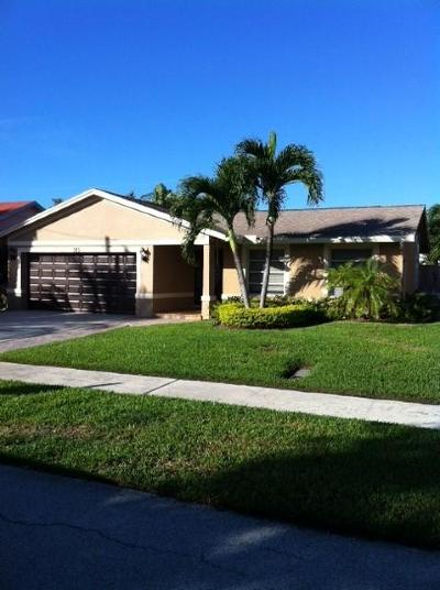Deerfield Beach Single Family Home For Sale: 343 SW 31st Avenue
