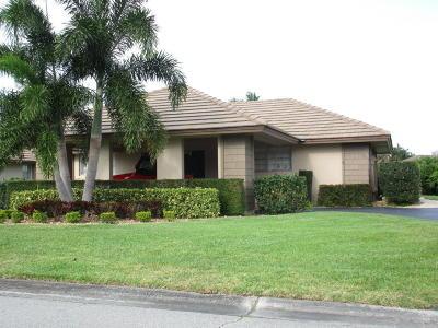 Lake Worth Single Family Home For Sale: 320 S Villa Drive S