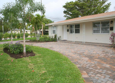 Delray Beach Single Family Home For Sale: 201 George Bush Boulevard #103