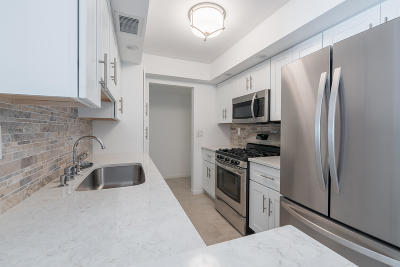 West Palm Beach Rental Leased: 1527 S Flagler Drive #205