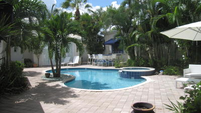 Palm Beach Gardens Rental Contingent: 1144 Crystal Drive
