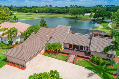 Fort Pierce Single Family Home For Sale: 9610 Knollwood Lane