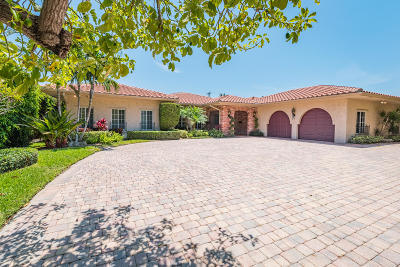 Boca Raton FL Single Family Home For Sale: $1,395,000