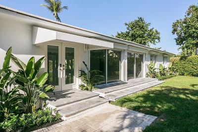 Palm Beach Single Family Home For Sale: 269 Jamaica Lane