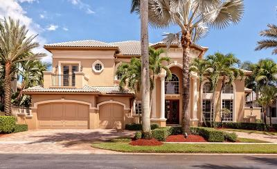 Delray Beach FL Single Family Home For Sale: $1,100,000