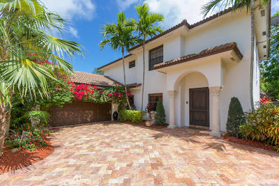 Boca Raton Single Family Home For Sale: 242 NW 6th Street