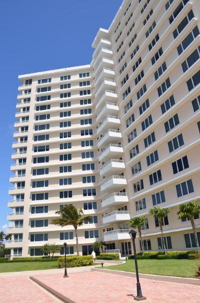 Sabal Shores, Sabal Shores Apts Condo, Sabal Shores Condo Condo For Sale: 600 S Ocean Boulevard #9020