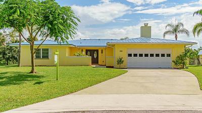 Port Saint Lucie Single Family Home For Sale: 608 Ramie Lane