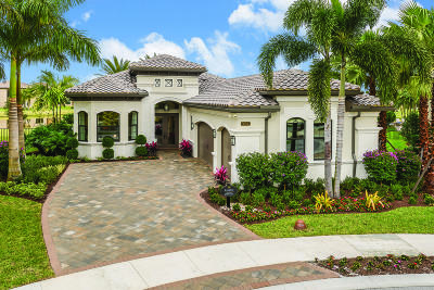 Delray Beach FL Single Family Home For Sale: $1,020,900
