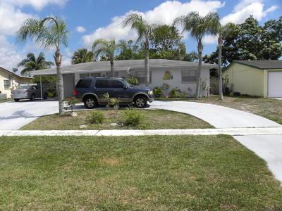 Single Family Home Closed: 3743 Holiday Road
