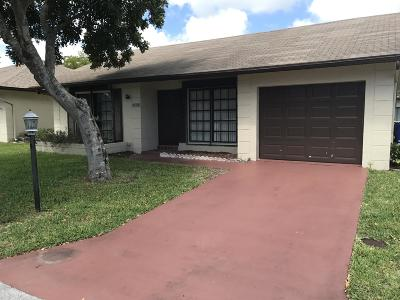 Single Family Home Sold: 1743 SW 19 Avenue