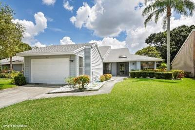 Palm Beach Gardens Single Family Home For Sale: 6667 S Pine Court