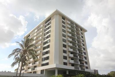North Palm Beach Condo For Sale: 1200 Marine Way #Ph-8