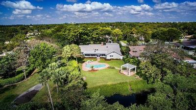 Estancia West, Estates Boca Lane, Estates Section, The Estates Single Family Home For Sale: 20930 Pinar Trail