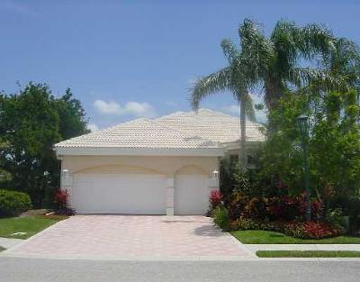 Palm Beach Gardens Rental For Rent: 154 Windward Drive