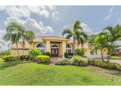 Port Saint Lucie Single Family Home For Sale: 1271 SW Moonlite Cove