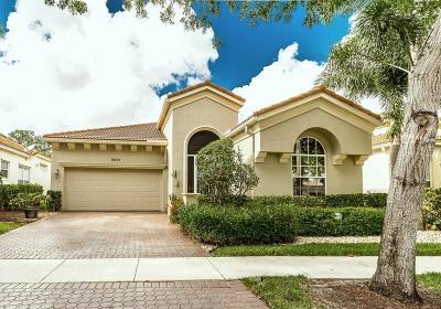 Wellington Single Family Home For Sale: 9433 Via Elegante