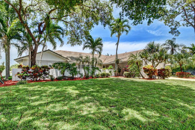 Estancia West, Estates Boca Lane, Estates Section, The Estates Single Family Home For Sale: 7659 Estrella Circle
