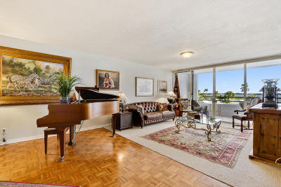 West Palm Beach Condo Sold: 3701 S Flagler Drive #B-402