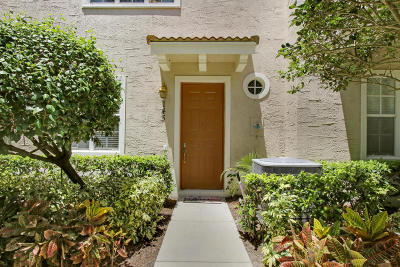 Townhouse For Sale: 143 Morning Dew Circle