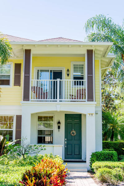 Townhouse Closed: 198 Caravelle Drive