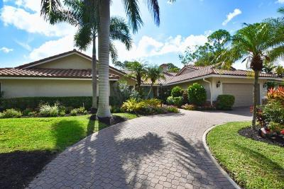 Estancia West, Estates Boca Lane, Estates Section, The Estates Single Family Home For Sale: 7547 Estrella Circle