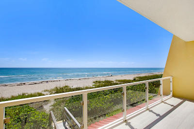 Juno Beach Condo For Sale: 1006 Ocean Drive