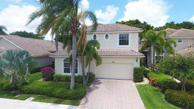 Palm Beach Gardens FL Single Family Home For Sale: $599,000