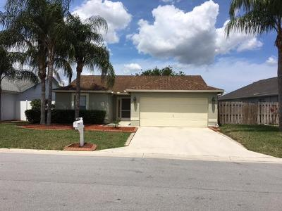 Wellington Single Family Home Contingent: 1476 Waterway Cove Drive