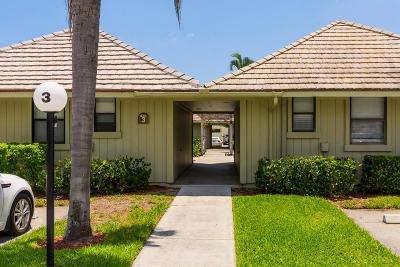Townhouse Sold: 1127 E Seminole Avenue #3c