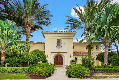 Old Palm Golf Club Single Family Home For Sale: 11902 Palma Drive