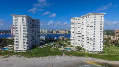 Boca Raton Condo Sold: 500 S Ocean Boulevard #1705