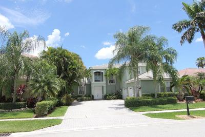 Boca Raton Single Family Home For Sale: 18566 Harbor Light Way