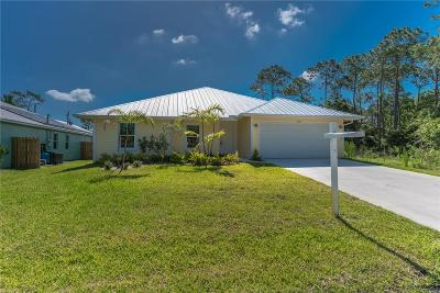Palm City Single Family Home Contingent: 3097 SW Virginia Avenue